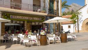 35- Cerveceria LA Yesca