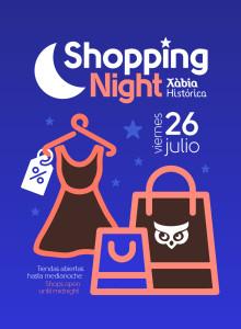 Shopping night xabia historica juliol 2019 xarxes