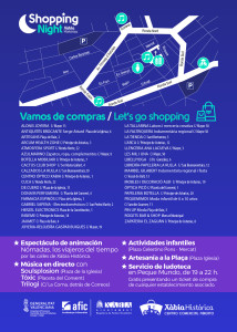 flier A5 shopping night agost 2019 xarxes-02